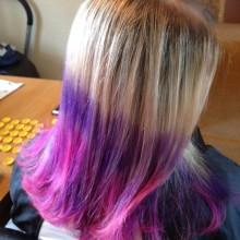 Dip Dye from COLOR CONES Facebook